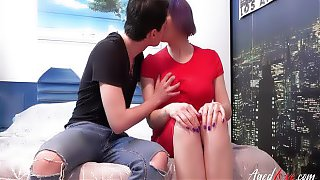 AgedLovE Mature Lady Hardcore Old and Young Video