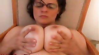 free sex tube Kinky amateur mature hairy babes fisting fetish