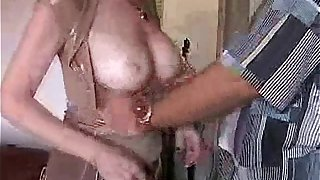 Creampie For Mom From Stepson