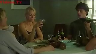Two moms fucks with their boys [sex scene from movie]