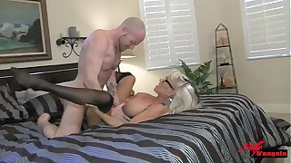 """Face Sitting my son  """"mommy don't make me smell your ass""""  #MILF #MATURE  Sally D'angelo"""