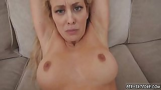 Mom milf handjob friend's son Cherie Deville anal milf teacher threesome