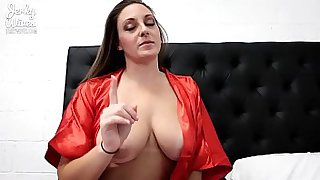 Milf with huge Tits fucks her young