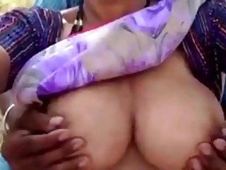 Big boobs desi aunty fucked