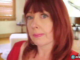 Glamorous redhead mother i'd like to fuck